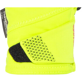 Bontrager Velocis S1 Bike Gloves yellow